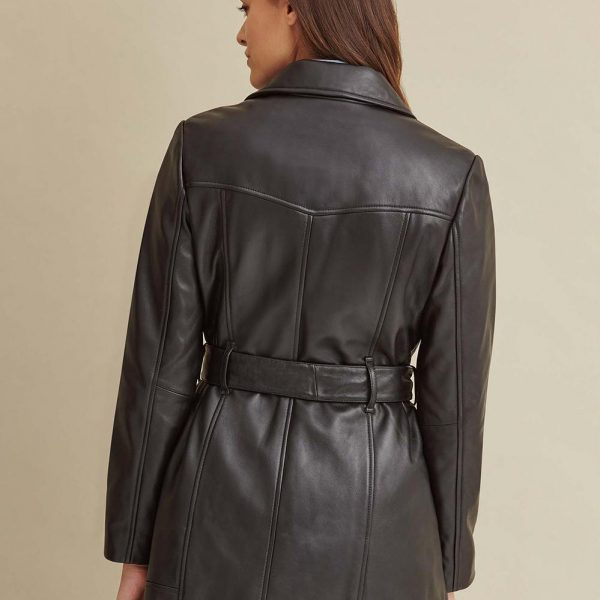 best Thinsulate Leather Trench for Women