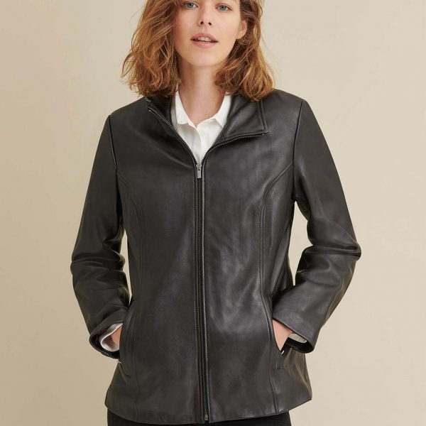 new Thinsulate Leather Jacket for Women