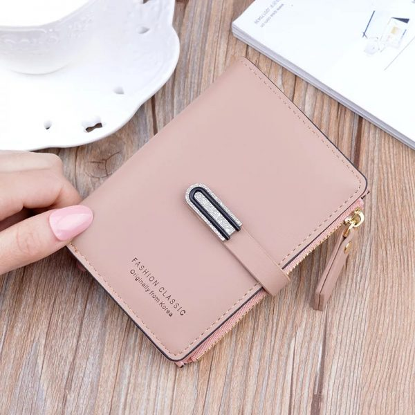 New Ladies Short Wallet, Coin Purse Card Holders